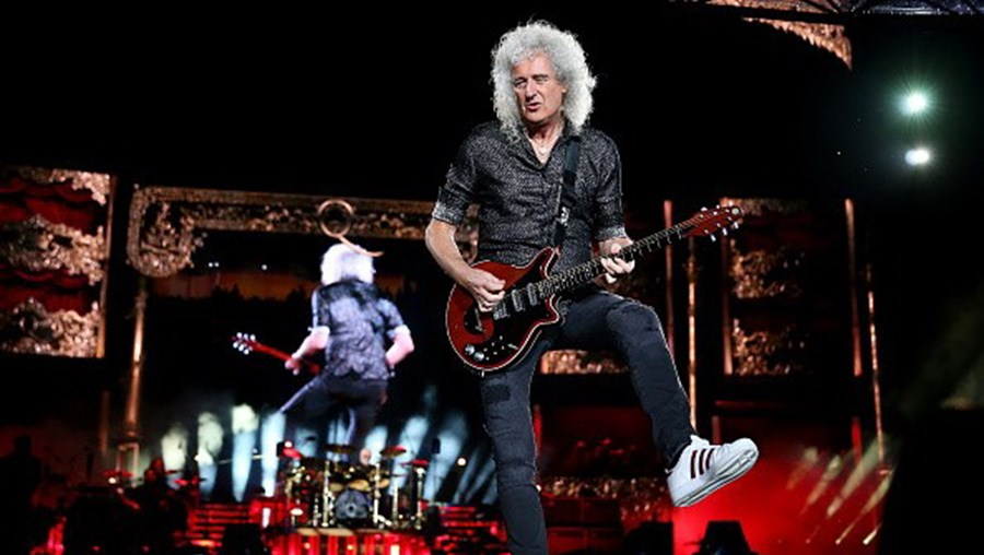 Brian May, dos Queen