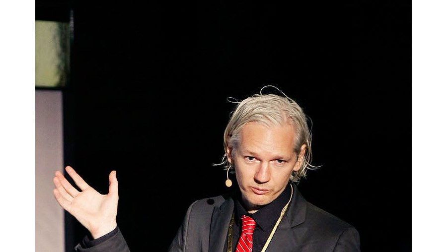 O fundador do site, Julian Assange