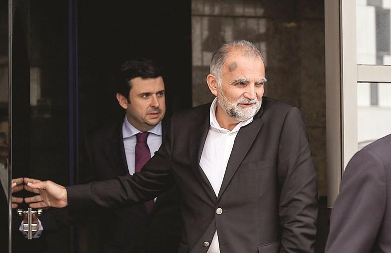 Joaquim Barroca Rodrigues é um dos 28 arguidos no processo Marquês