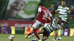 Sp. Braga 1 - 1 Sporting