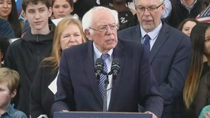 Bernie Sanders vence no estado de New Hampshire