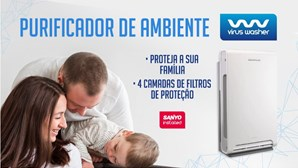 Virus Washer – Purificador do Ar